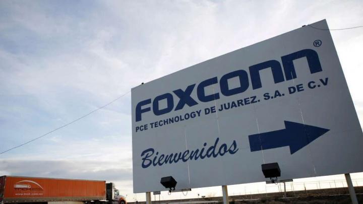 Imagem Foxconn México para produzir o iPhone