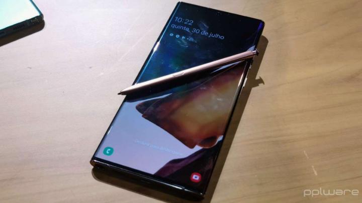 Note S Pen Galaxy Samsung linha S