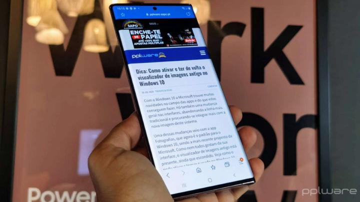 Note 20 Galaxy Samsung smartphones novidades