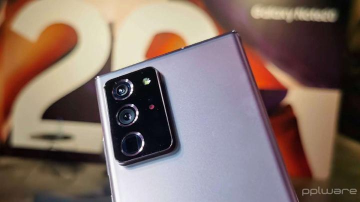 DxOMark Galaxy Note 20 Ultra 5G fotografia câmaras