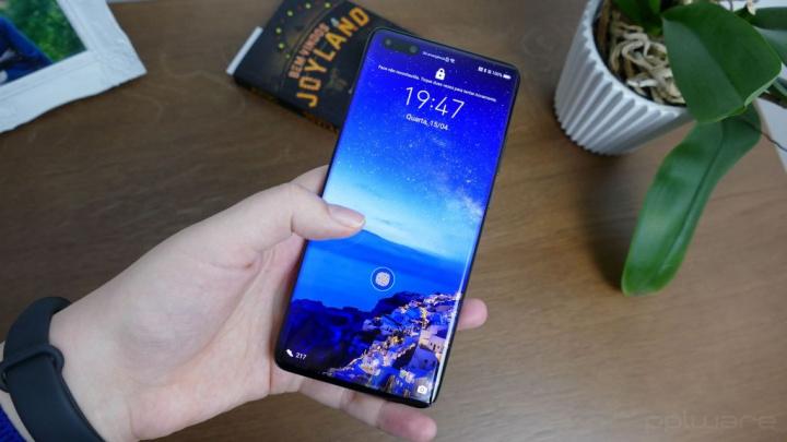 Huawei: smartphones poderão ter impressão digital em todo o ecrã