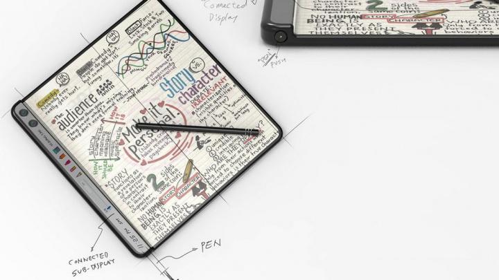 Huawei estará a preparar um verdadeiro bloco de notas digital