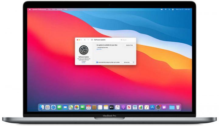 macOS Big Sur Apple beta pública