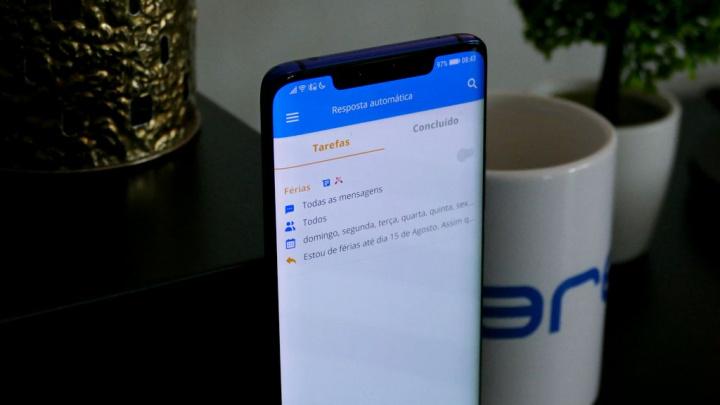 Android: Envie respostas automáticas aos SMS e Chamadas que recebe