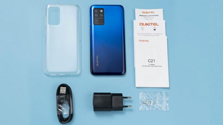Novo OUKITEL C21 promete ser o melhor smartphone Android de baixo custo do ano