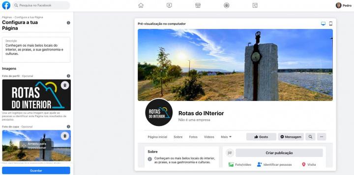 Com criar facilmente uma Página do Facebook para o seu negócio ou projeto?