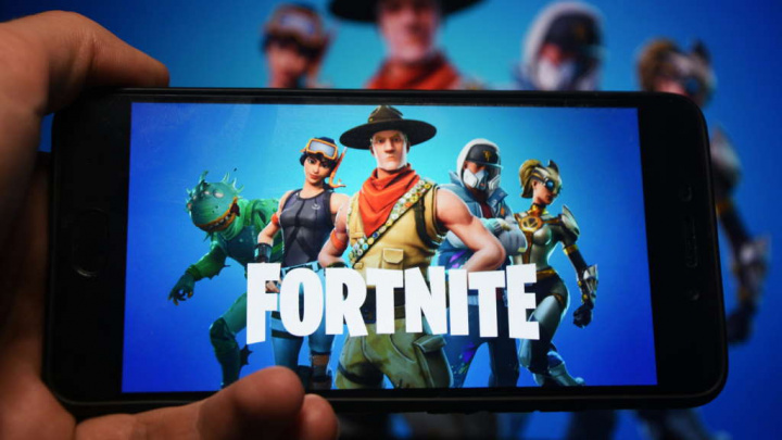 Fortnite Apple iOS iPhone jogo