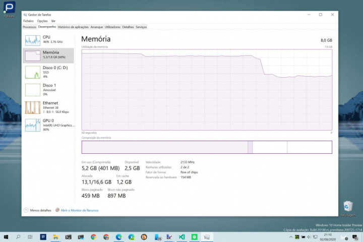 Windows 10 atualização Microsoft problemas Edge