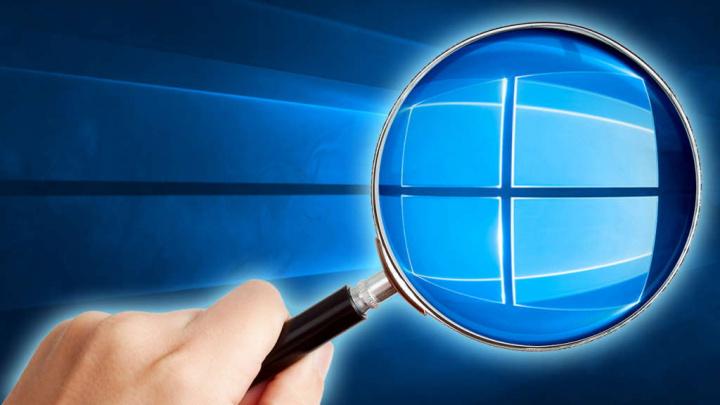Windows 10 pesquisa configurar resultados utilizadores