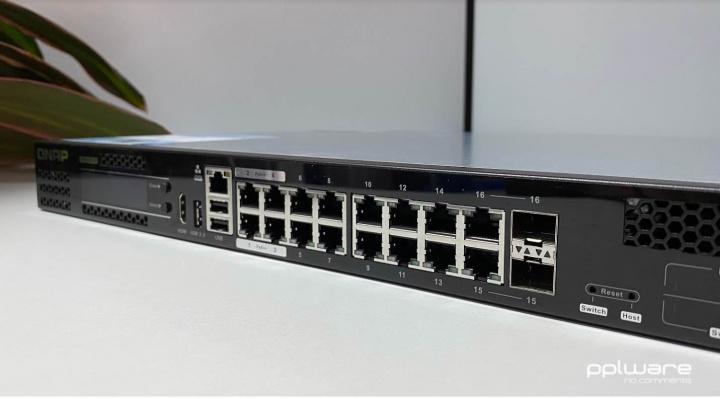 QNAP Guardian QGD-1600P: O NAS que também é um poderoso switch