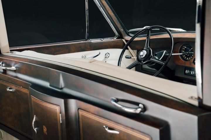 Carro elétrico Rolls-Royce Phantom V
