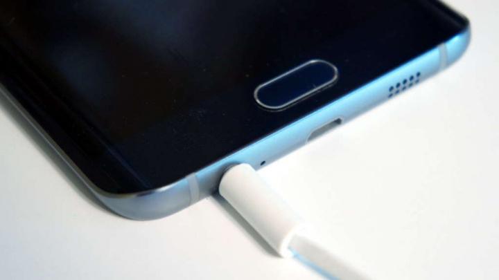 Samsung porta áudio smartphones mudança