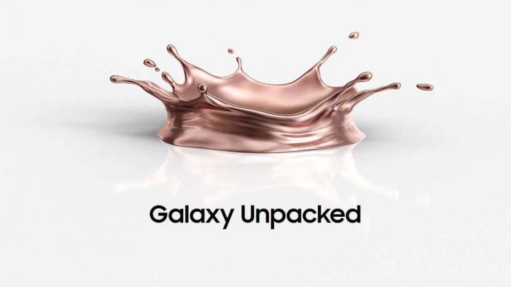 Samsung Galaxy Unpacked novidades apresentação