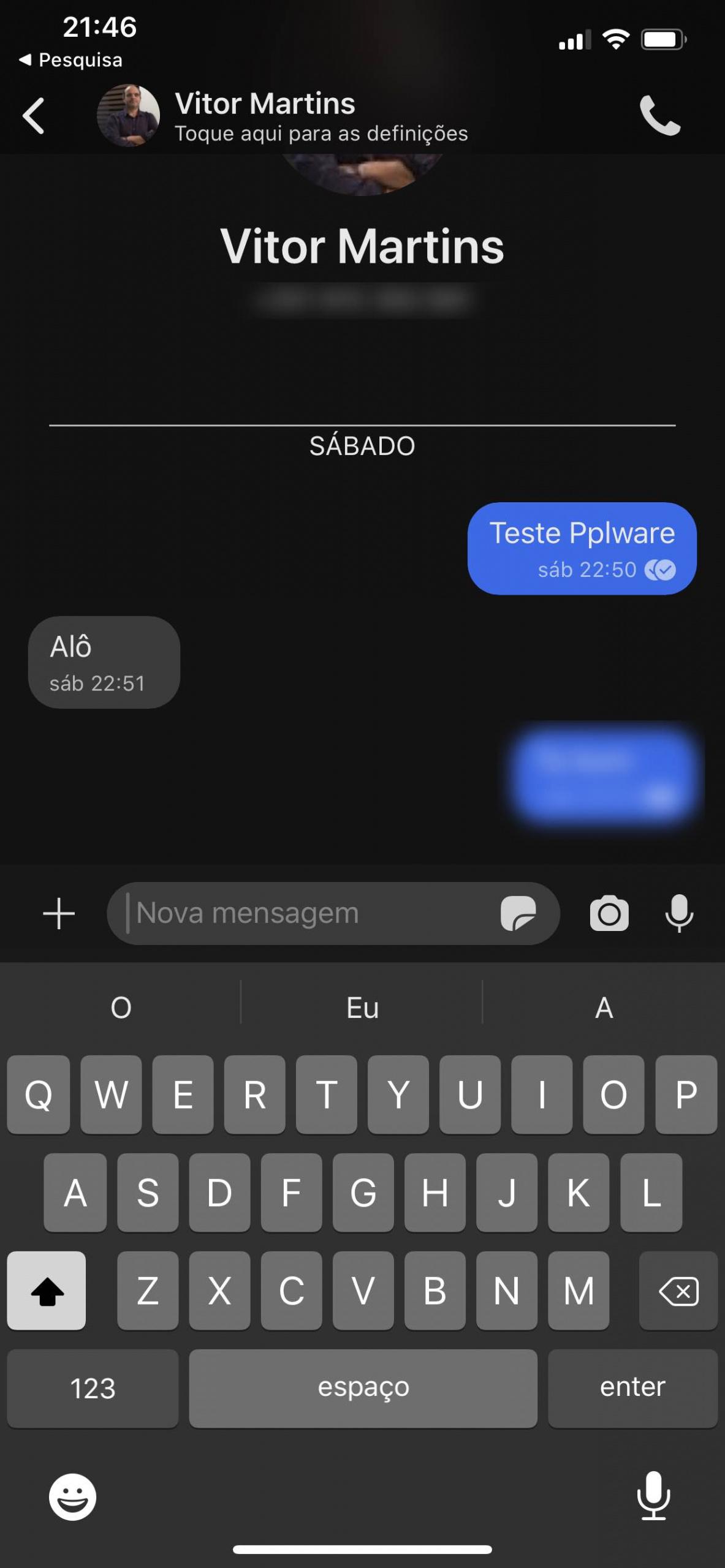 Ilustração Não confia no WhatsApp? É hora de usar o Signal