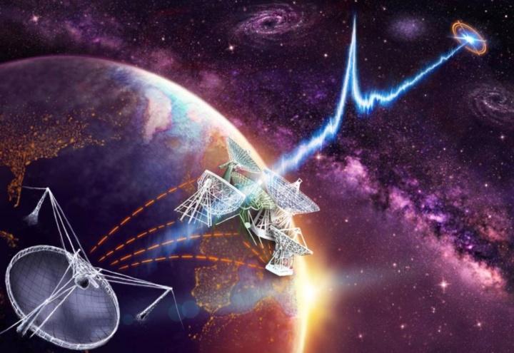 FRB 121102: A cada 157 dias há um sinal misterioso vindo do espaço...