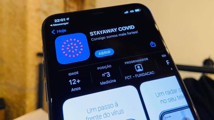 Portugal: STAYAWAY COVID também já está disponível para iPhone