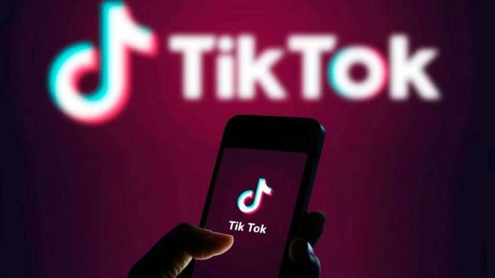 TikTok EUA app Play Store App Store