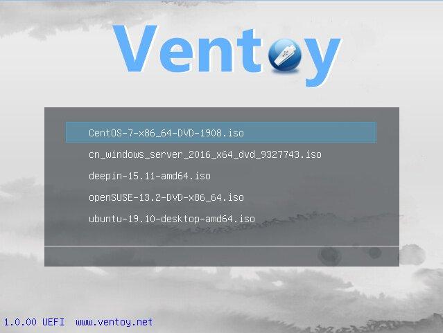 Ventoy: Nova ferramenta para ter vários sistemas operativos numa única PenUSB