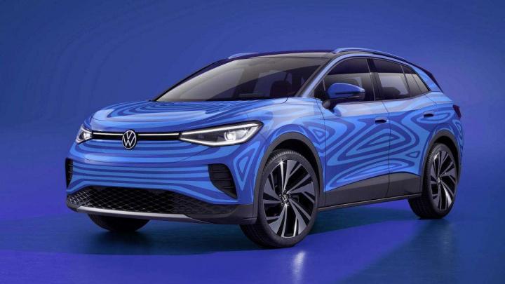 Volkswagen ID.4 Europa fábrica produzir