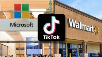 Imagem Walmart com Microsoft