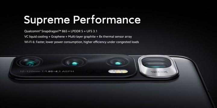 É oficial! Chegou o Xiaomi Mi 10 Ultra com carregamento a 120W
