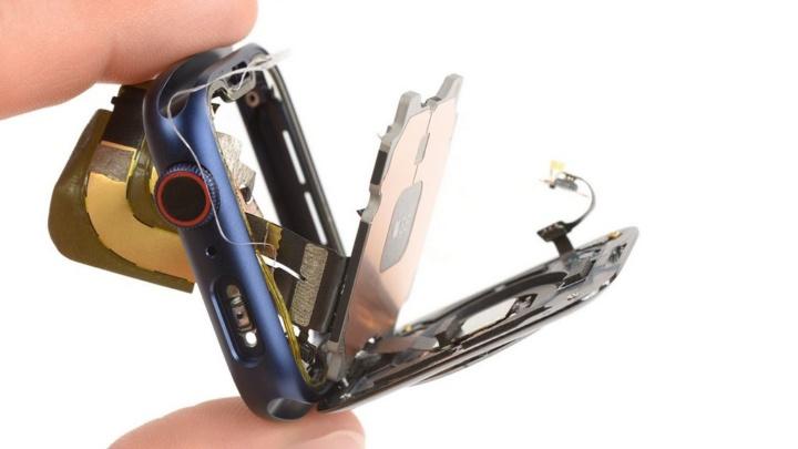 Apple Watch Series 6 foi desmontado e foram desvendados alguns segredos