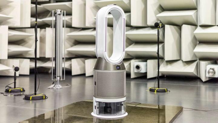 Dyson purificador humidificador ventilador casa