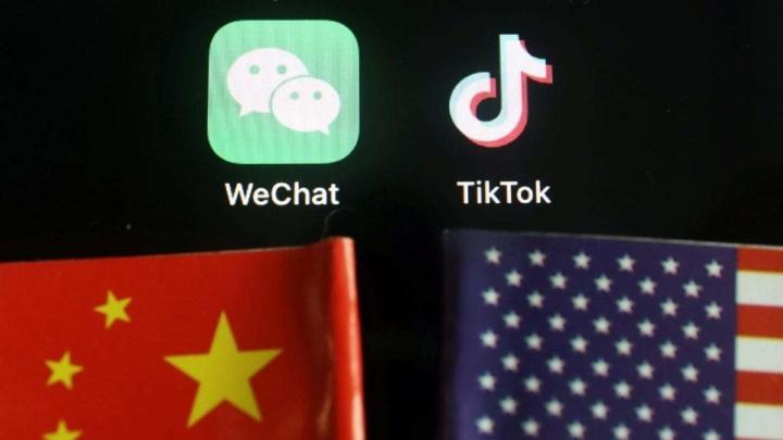 """EUA: Juiz suspendeu a """"proibição de uso"""" da app chinesa WeChat"""