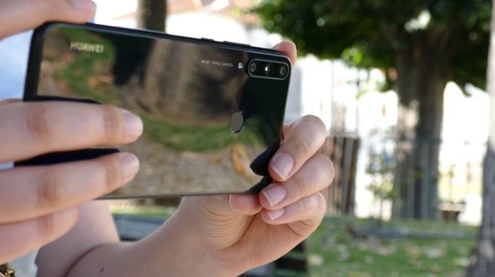 smartphone Huawei P40 lite E