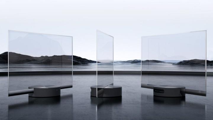 Nova TV transparente com painel OLED Samsung estará a ser preparada pela Xiaomi
