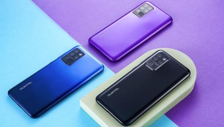 OUKITEL C21 -  um dos melhores smartphones Android por menos de 80€