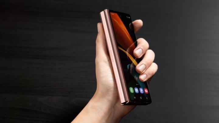 Chegou o Samsung Galaxy Z Fold2, o novo smartphone dobrável