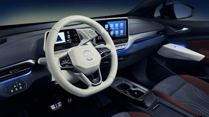 ID.4 Volkswagen SUV elétrico carro
