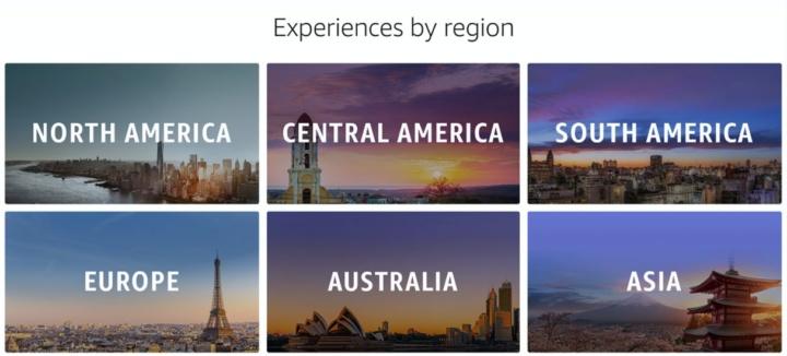 Amazon Explore: viaje, faça compras e tenham aulas pelo mundo... mas de forma virtual