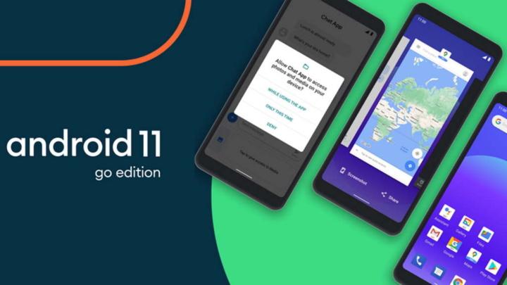 Android 11 Go edition Google smartphones funcionalidades