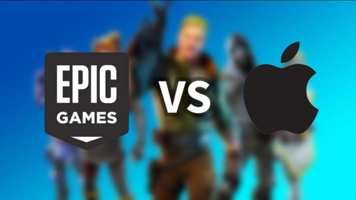 Apple Epic Games Fortnite tribunal App Store