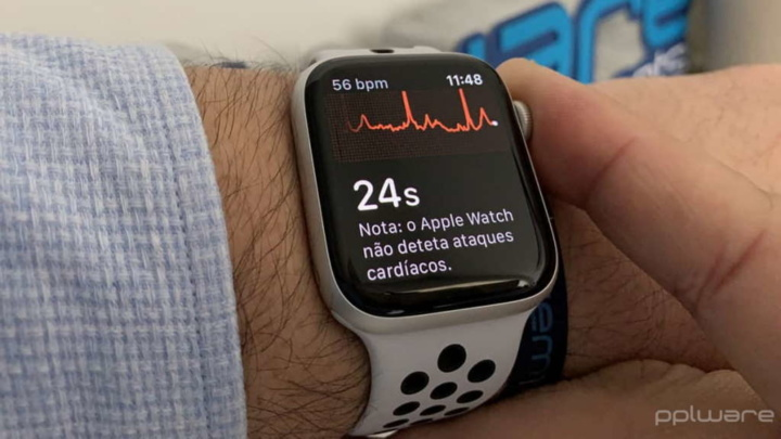 Apple Watch GPS watchOS 7 problemas
