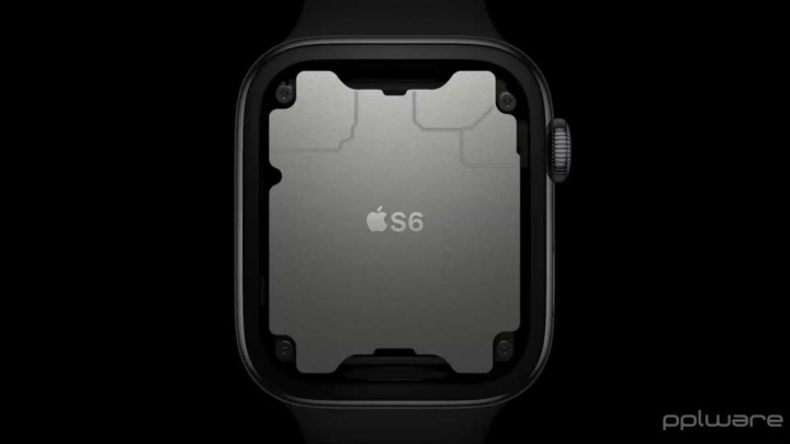 Apple Watch Serie 6 smartwatch