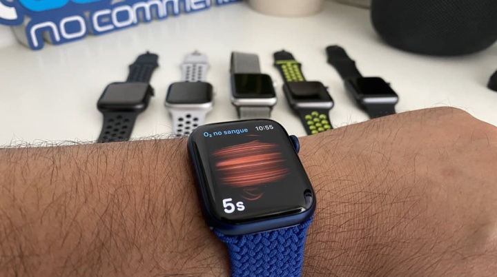 Imagem Apple Watch, o smartwatch da Apple