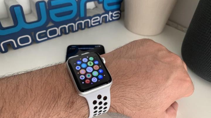 Imagem Apple Watch Series 3