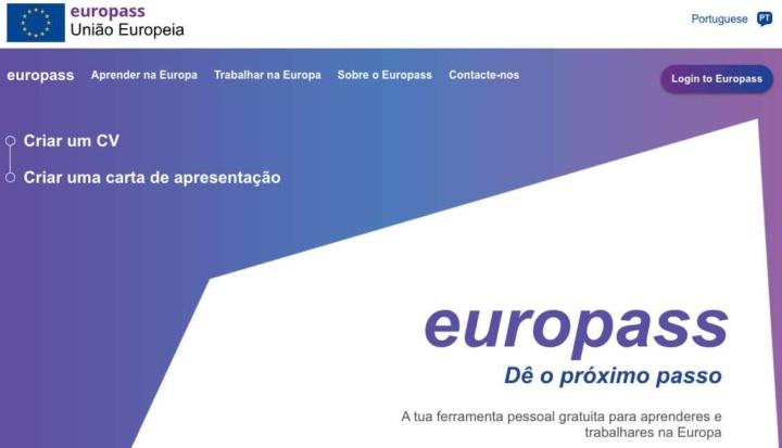 EuroPass: Aprenda a criar uma carta de apresentação online