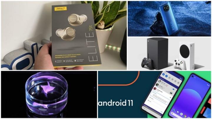 E os destaques tecnológicos da semana que passou foram... - Jabra, Huawei, Android, PlayStation
