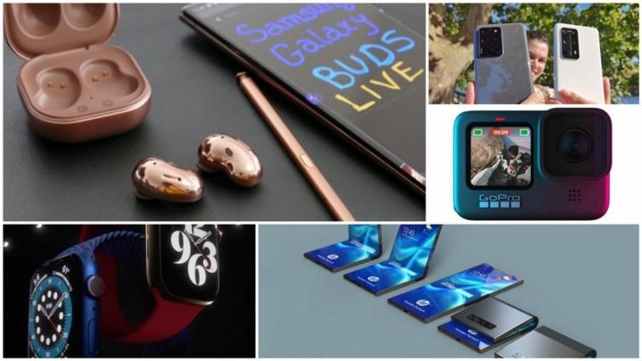 E os destaques tecnológicos da semana que passou foram... - Samsung, Apple, Snapdragon, GoPro