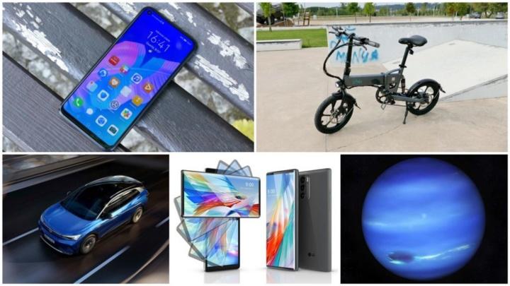 E os destaques tecnológicos da semana que passou foram... - Huawei, FIIDO, Oneplus, Samsung, LG