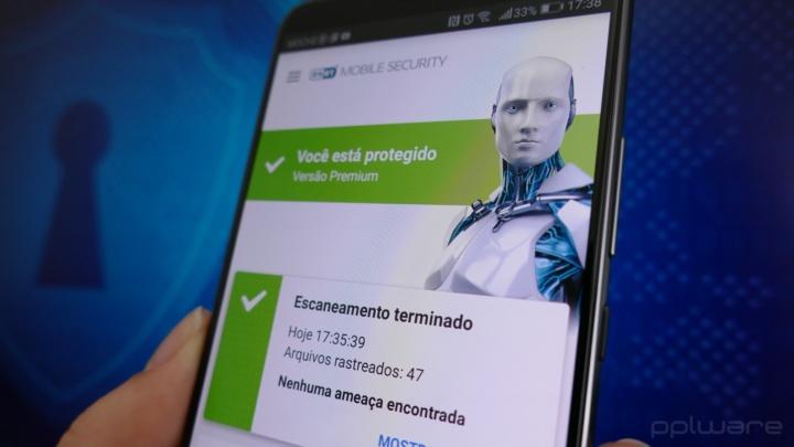 Precisa de um antivírus para Android? Instale o ESET Mobile Security