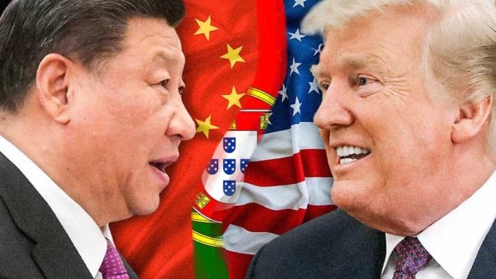 """Ilustração Estados Unidos """"ameaçam"""" Portugal, se a empresa Chinesa Huawei entrar na rede 5G"""