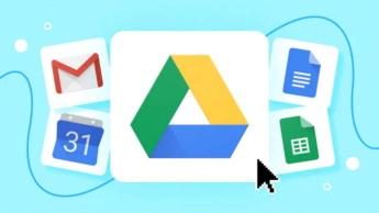 Google Drive ficheiros apagar 30 dias