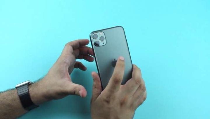 Dica iOS 14: Dê dois toques na traseira do iPhone e tire-lhe o som