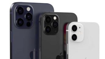 Ilustração iPhone 12 mini da Apple