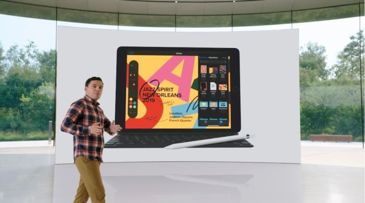 Apple Watch iPad